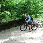 Bike túra Vrzavkou