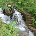 Čaro vody na Vrzavke